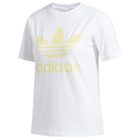 adidas Originals Adicolor Trefoil T-Shirt - Women's - Black