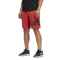 "adidas 4KRFT Sport 9"" Shorts - Men's - Red"