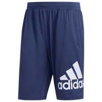 "adidas 4KRFT Sport 9"" Shorts - Men's - Navy"