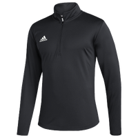 adidas Team Under The Lights L/S Knit 1/4 Zip - Men's