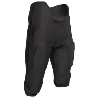 Champro Team Bootleg 2 Integrated Football Pant - All Black / Black