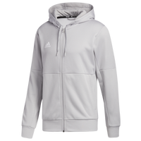 adidas Team Issue Full Zip Jacket - Men's - Grey