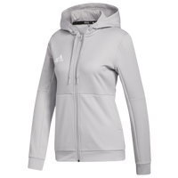 adidas Team Issue Full Zip Jacket - Women's - Grey