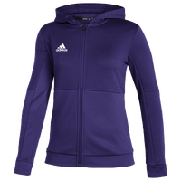 adidas Team Issue Full Zip Jacket - Women's - Purple
