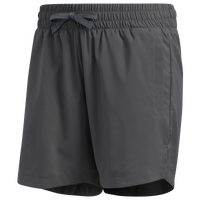 "adidas Team Under The Lights 5"" Training Short - Women's - Grey"