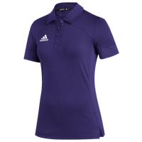 adidas Team Under The Lights Coaches Polo - Women's - Purple