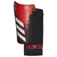 adidas Predator Competition Shin Guards - Adult - Black / Red