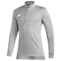 adidas Team Issue 1/4 Zip  - Men's - Grey