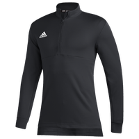 adidas Team Issue 1/4 Zip  - Men's - Black