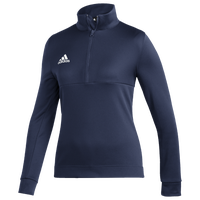 adidas Team Issue 1/4 Zip - Women's - Navy