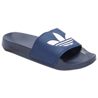 adidas Originals Adilette Slide - Men's - Blue