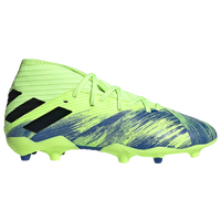 adidas Nemeziz 19.3 FG - Boys' Grade School - Light Green