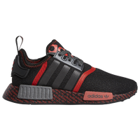 adidas Originals NMD R1 - Boys' Grade School - Black / Red