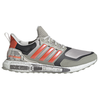 adidas Ultraboost - Men's - Grey / Orange