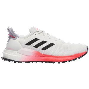 Opaco Disipación reacción  adidas Solar Boost 19 - Men's - Running - Shoes - Crystal White/Core Black/Copper  Metallic