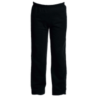 Gildan Team 50/50 Fleece Pants - Youth - All Black / Black