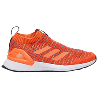 adidas RapidaRun Laceless - Boys' Grade School - Orange