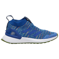 adidas RapidaRun Laceless - Boys' Preschool - Blue
