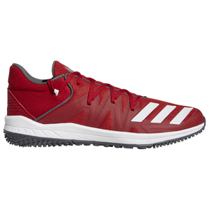 adidas Speed Turf - Men's - Power Red/White/Scarlet
