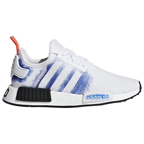 6adc2d65d87c adidas Originals NMD R1 - Boys  Grade School - Running - Casual - Clear  Brown Clear Brown Solar Red