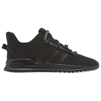 adidas Originals U Path Run - Boys' Preschool - All Black / Black