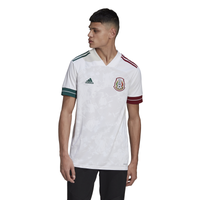 adidas Soccer Replica Jersey - Men's - Mexico - White