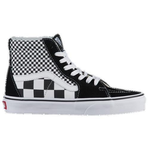 9bb85b8277e51f Vans Sk8-Hi - Boys  Grade School - Vans - Casual - Black True White