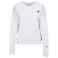 Champion Logo Crew - Women's - White