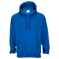 Gildan Team 50/50 Fleece Hoodie - Men's - Blue / Blue