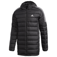adidas Essentials Down Parka - Men's - Black