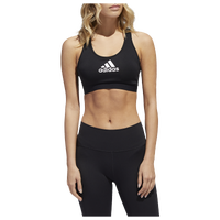 adidas Don't Rest Alphaskin Bra - Women's - Black