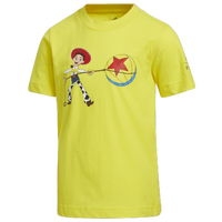 adidas Toy Story SS T-Shirt - Boys' Preschool - Yellow