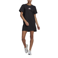 adidas Logo Tee Dress - Women's