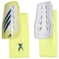 adidas X League Shin Guards - Adult - Yellow / White