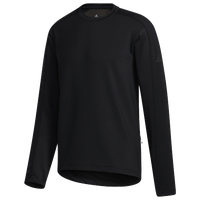 adidas Cold RDY Training Crew - Men's - All Black / Black