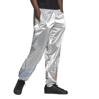 adidas Tricolor Track Pant - Men's - Silver