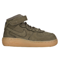 Nike Air Force 1 Mid - Boys  Toddler - Casual - Shoes - White White 320784796
