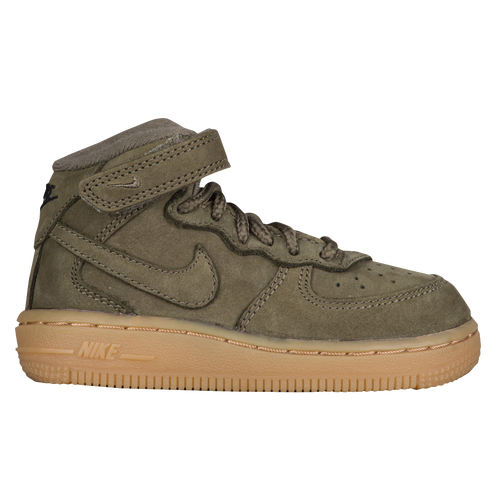 Nike Toddler Air Force 1 Mid Basketball Shoe