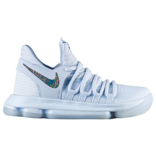 Nike KD 10 LMTD - Boys' Grade School - Basketball - Shoes - Durant, Kevin -  Multi