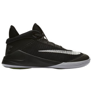 Nike Future Flight - Boys' Grade School - Black/Met Silver/White/Volt