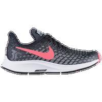 1fc2b92c8395 Nike Air Zoom Pegasus 35 - Girls  Grade School - Black   Grey