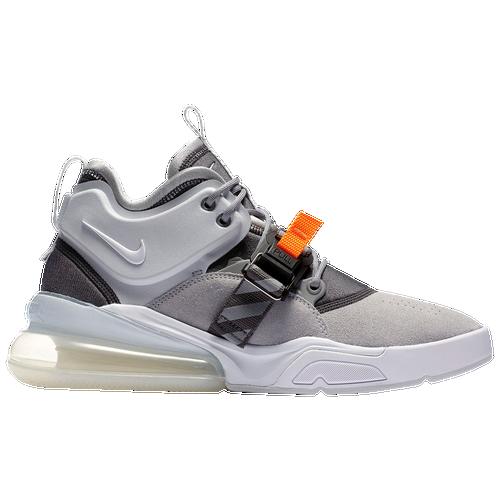 fbfe7ac0f61 Nike Air Force 270 - Men s - Casual - Shoes - Wolf Grey White Dark Grey Sail
