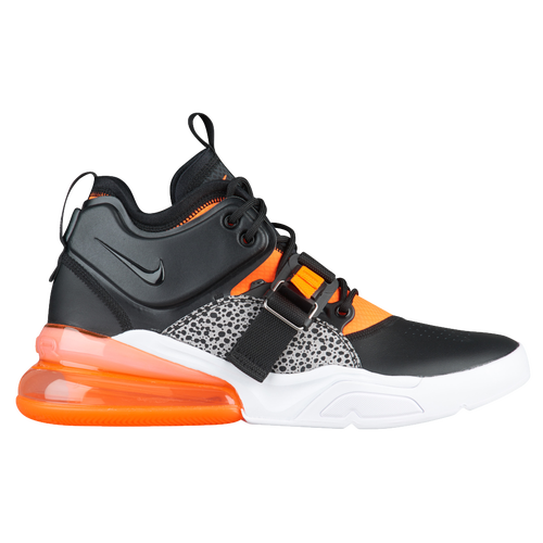 Nike Air Force 270 - Men's - Casual - Shoes - Black/Hyper Crimson/Wolf  Grey/White