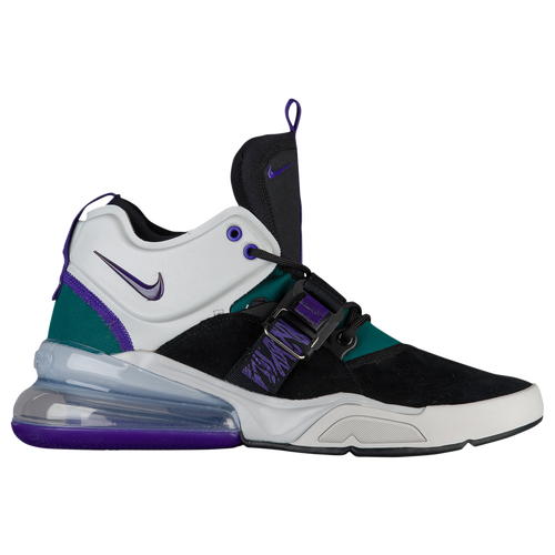 f5e6517b9 Nike Air Force 270 - Men's - Casual - Shoes - Black/Court Purple ...