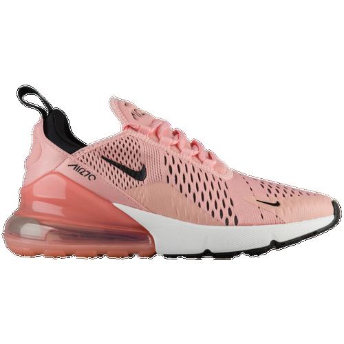 Nike Air Max 270 - Womenu0027s - Running - Shoes - Coral Stardust