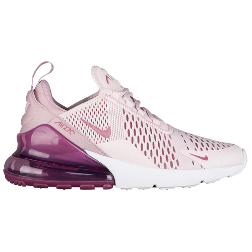 Nike Air Max 270 - Women's - Casual - Shoes - Barely Rose/Vintage  Wine/Elemental Rose/White