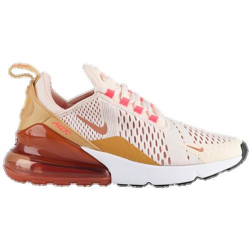 e8e9e681741cb1 Nike Air Max 270 - Women s - Casual - Shoes - Guava Ice Terra Blush Racer  Pink Wheat Gold Orange
