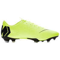 Nike Mercurial Vapor 12 Pro FG - Men's - Light Green
