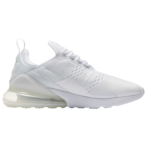 new arrival 3dab0 08ce7 Nike Air Max 270 - Men s - Casual - Shoes - White White White