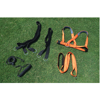 Fisher Athletic Econo Harness With Metal Clip